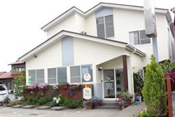金沢市おけたに接骨院の外観写真